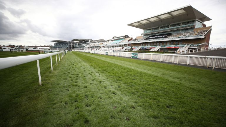 The Grand National is back this year after going digital last year