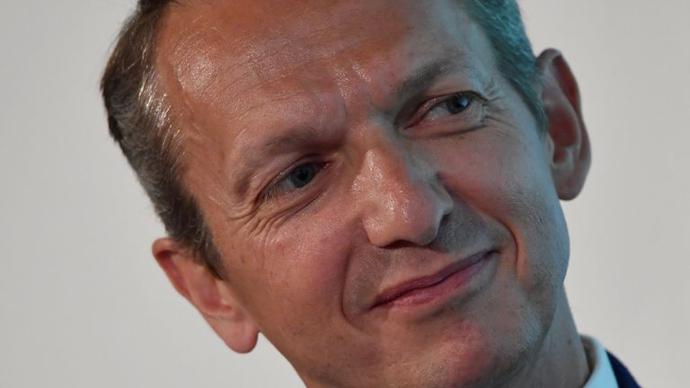 The Chief Economist of the Bank of England, Andy Haldane