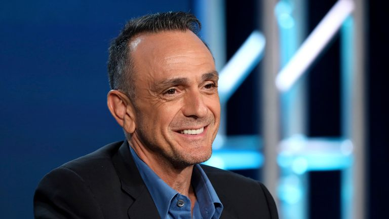 Hank Azaria has apologised for playing Apu in The Simpsons. Pic: Willy Sanjuan/Invision via AP