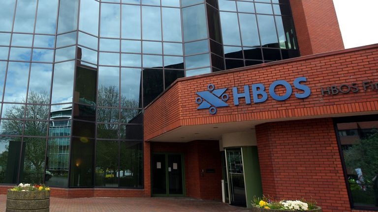 Generic view of the HBOS offices  in Aylesbury, Bucks  PRESS ASSOCIATION Photo. Picture date: Saturday  May 1, 2010. See PA story . Photo credit should read: Steve Parsons/PA Wire .