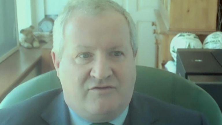 ایان بلکفورد نماینده مجلس