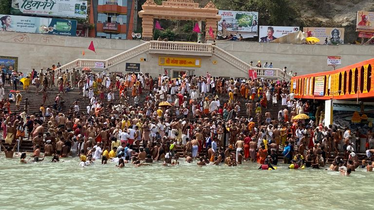 Millions will gather this month to celebrate a Hindu festival, despite experts warning against it