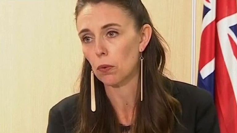 Jacinda Ardern announces travel suspension to New Zealand from India