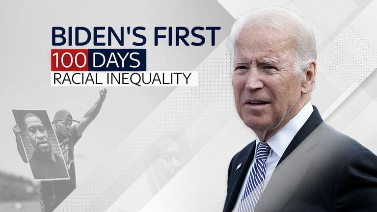 Joe Biden's first 100 days as US President