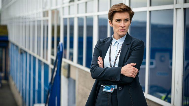 Vicky McClure sebagai Kate Fleming di Line Of Duty. Foto: BBC / Produksi Dunia / Bukit Steffan