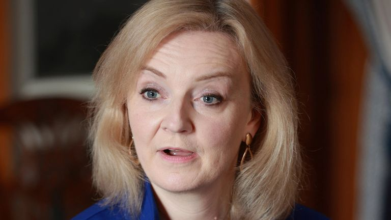 Liz Truss phoned Dan Tehan to apologise for comments she made