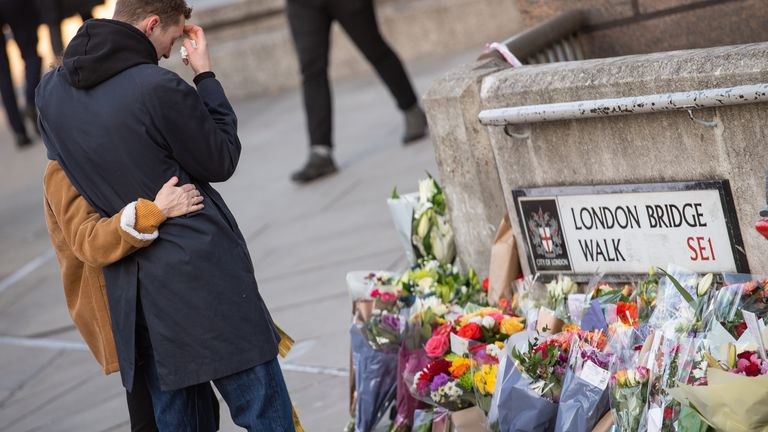 Two people died during the London Bridge attack