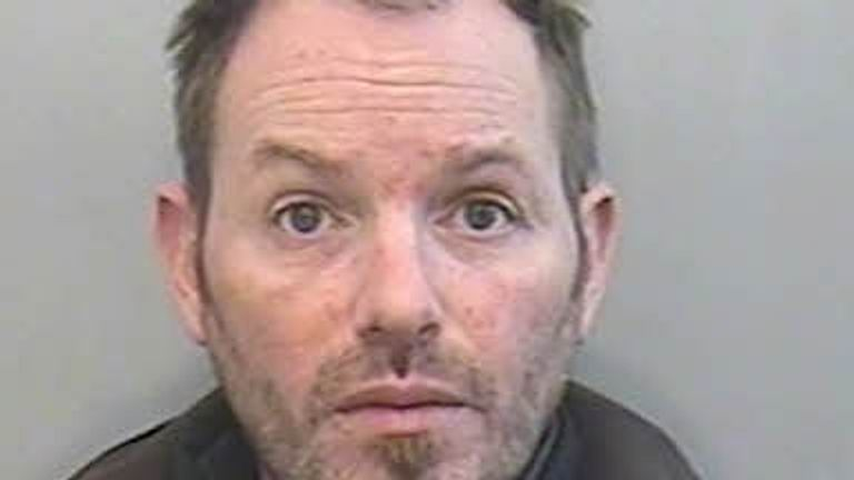 Marcus Daniell, jailed for abusing Nima Hunt in a psychiatric unit for four years. Pic: Devon and Cornwall police