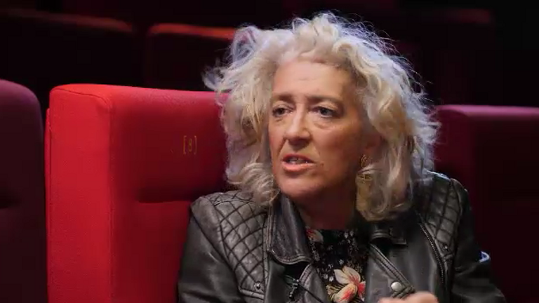 Chair of Time's Up UK Dame Heather Rabbatts