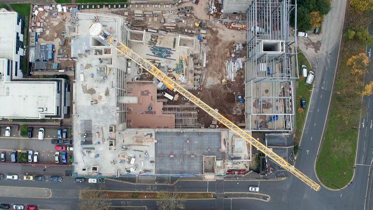 Credit - LUNAR Aerial Imaging