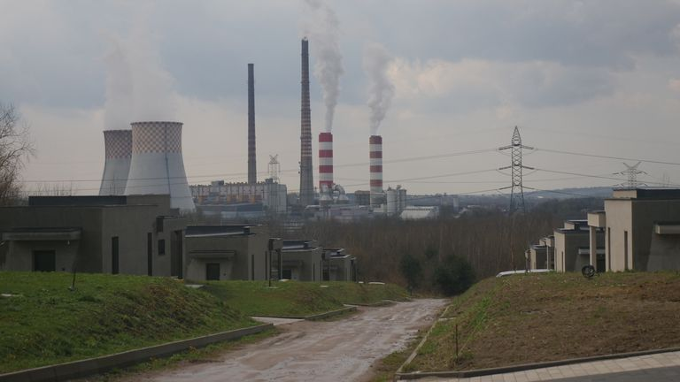 Thirty-six of the 50 most polluted cities in Europe are in Poland