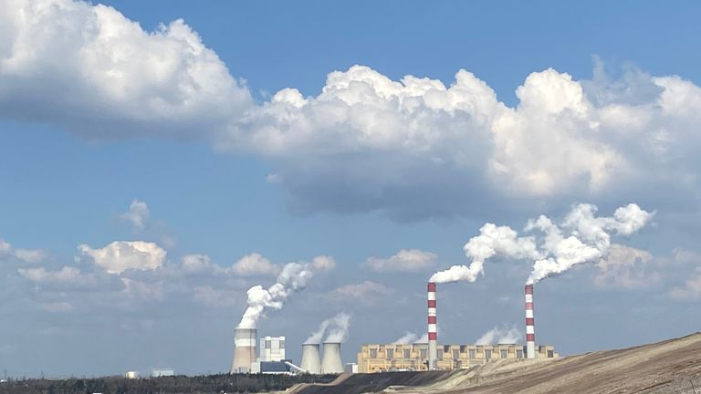 في Rybnik ، يعد تلوث الهواء جزءًا من الحياة اليومية