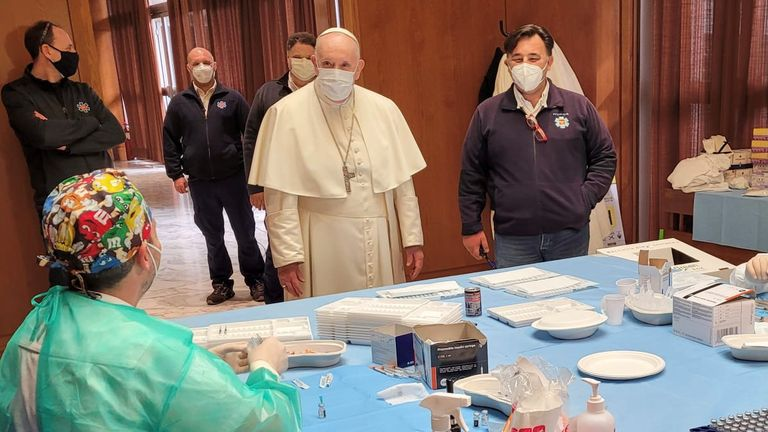Pic: Vatican