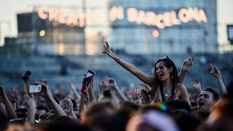 Pic: Alejandro Garcia/EPA-EFE/Shutterstock