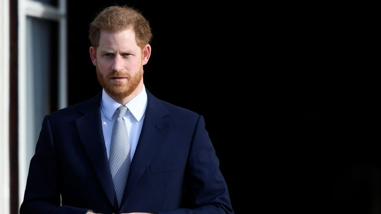 Prince Harry will almost undoubtedly attend the funeral