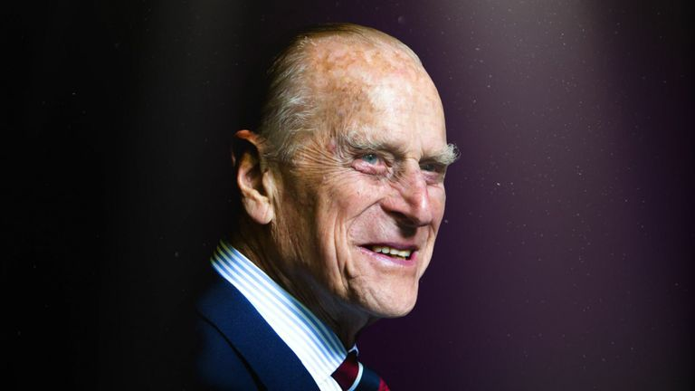 Buckingham Palace has announced that His Royal Highness Prince Philip has died.
