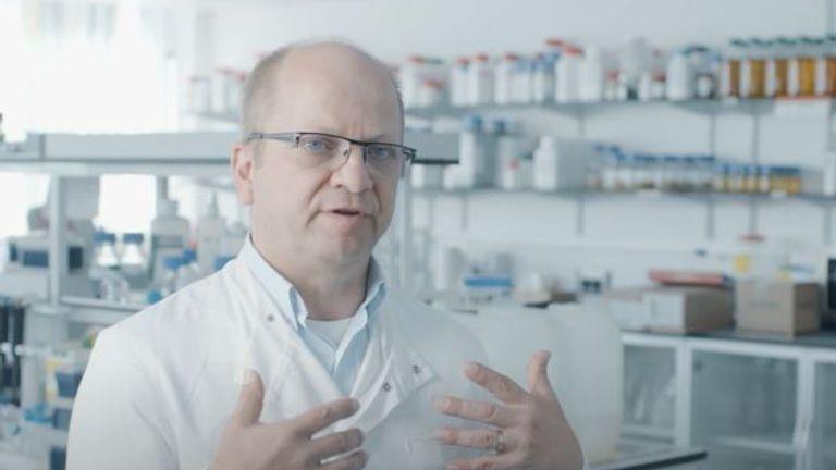 پروفسور Imre Berger
