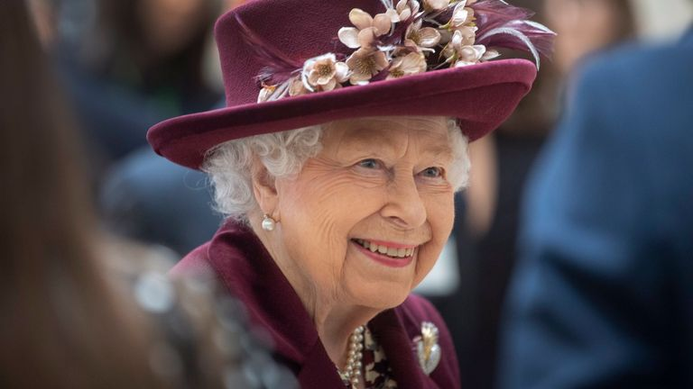 The Queen is celebrating her 95th birthday
