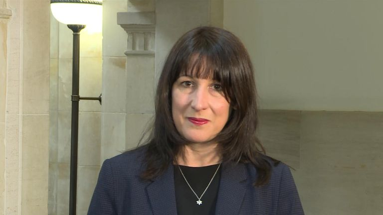 Rachel Reeves, shadow chancellor of the Duchy of Lancaster heavily criticised the government over Greensill.