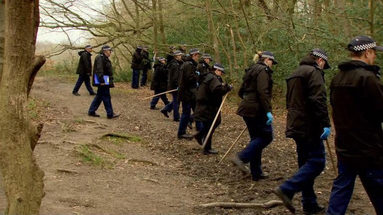 Police search for Richard Okorogheye in Essex