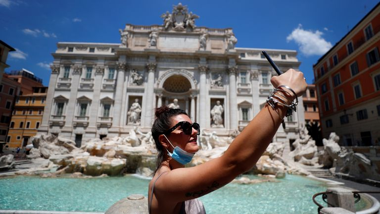 British holidaymakers hoping to visit Italy will have to quarantine