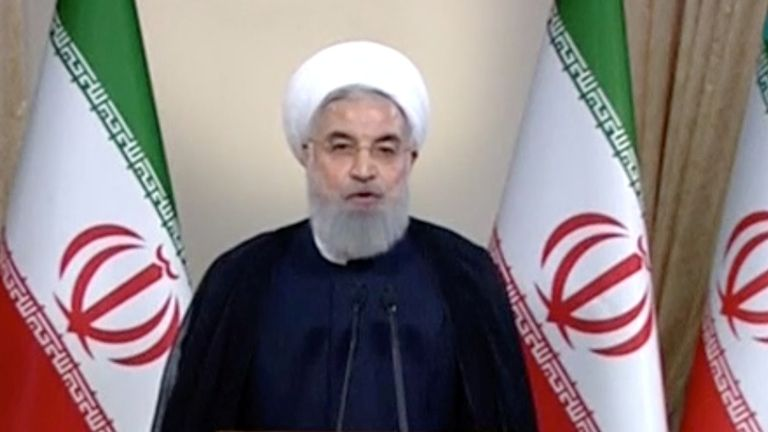 Iranian President Hassan Rouhani recently said Iran would abide by the agreement if the US and other countries did
