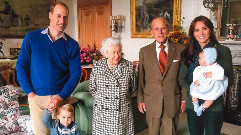Today we share, along with Members of The Royal Family photographs of The Duke of Edinburgh, remembering him as a father, grandfather and great-grandfather.
