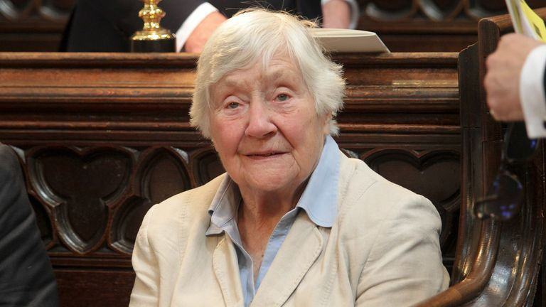 Baroness Shirley Williams Pic: Shutterstock