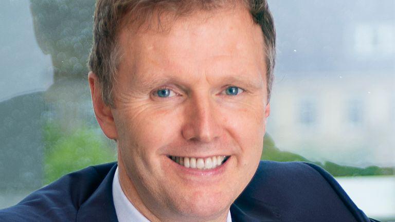 Stephen Bird, chief executive, Standard Life Aberdeen/Abrdn Pic: Standard Life Aberdeen