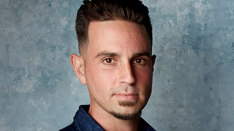 Wade Robson, who appeared in the Leaving Neverland documentary making allegations against Michael Jackson, pictured during the Sundance Film Festival in 2019. Pic: Taylor Jewell/Invision/AP