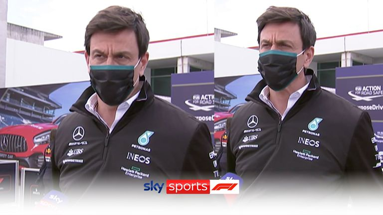 Mercedes boss Toto Wolff on Lewis Hamilton's future in Formula 1 and his take on Red Bull's engine project