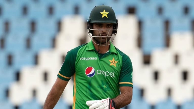 Fakhar Zaman hits another hundred as Pakistan beat South Africa in ODI series