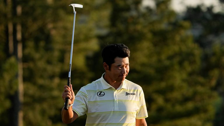 The Masters: The last shot at the top of the bell  Video |  Watch TV