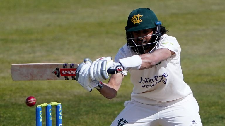 Mike Atherton hopes Haseeb Hameed will go 'from strength to strength' to Nottinghamshire    Cricket News