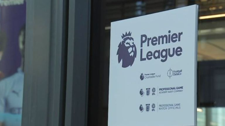 The Premier League considers its response to the planned European Super League