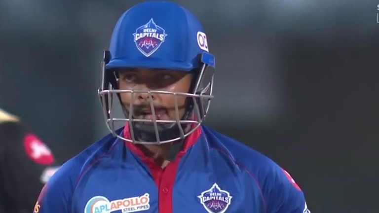 Delhi Capitals beat Sunrisers Hyderabad after an IPL Super Over in Chennai with Kane Williamson's half-century in normal time coming in vain
