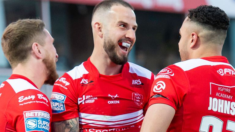Ben Crooks took less than eight seconds to score the quickest try in Super League history!