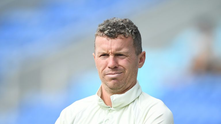 Harmer says he is looking forward to linking up with fellow Essex overseas player Peter Siddle (pictured) in 2021 County Championship
