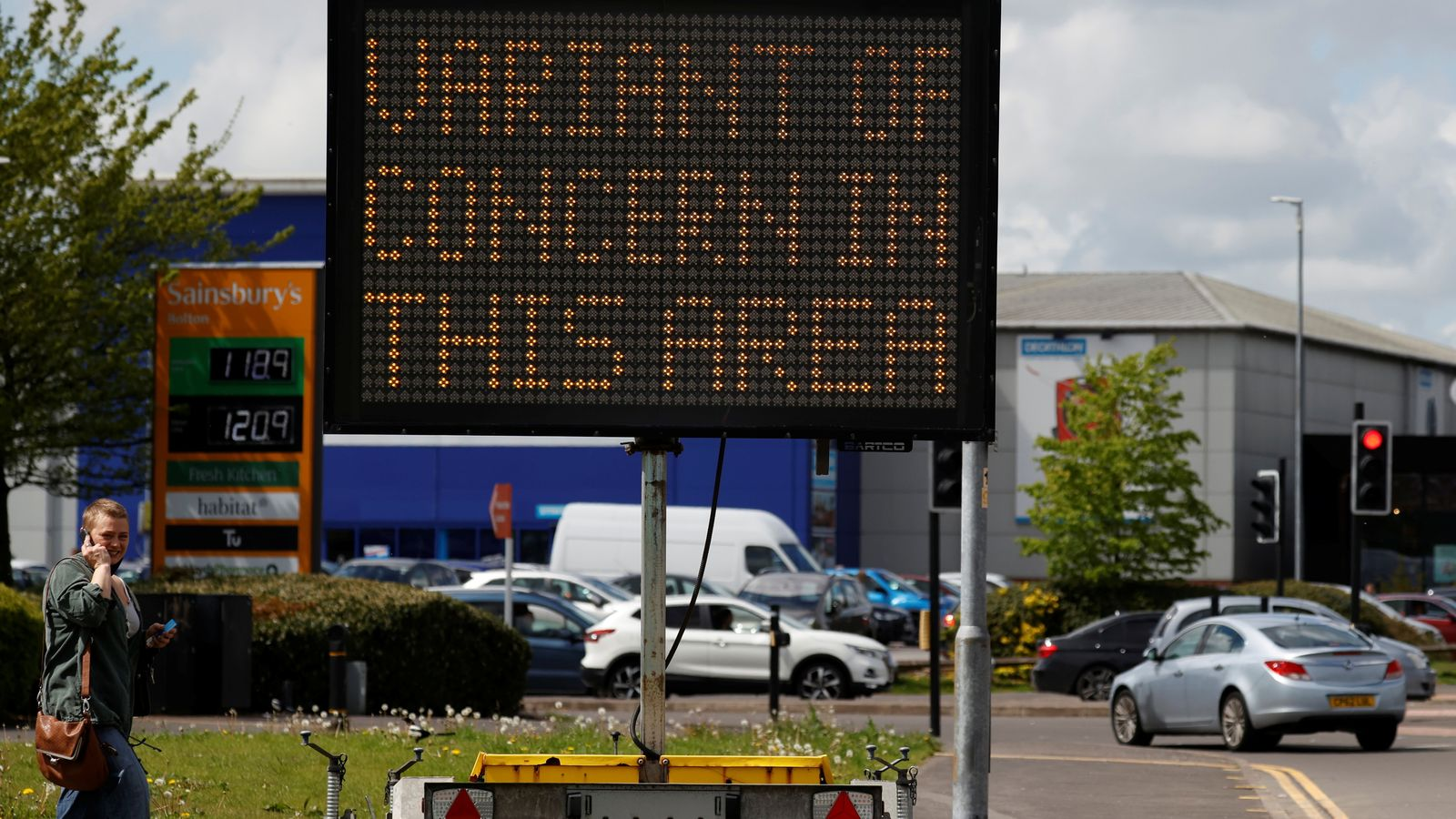 COVID-19: 'Hazard of unrest' in Bolton if native coronavirus lockdown measures imposed, council chief warns