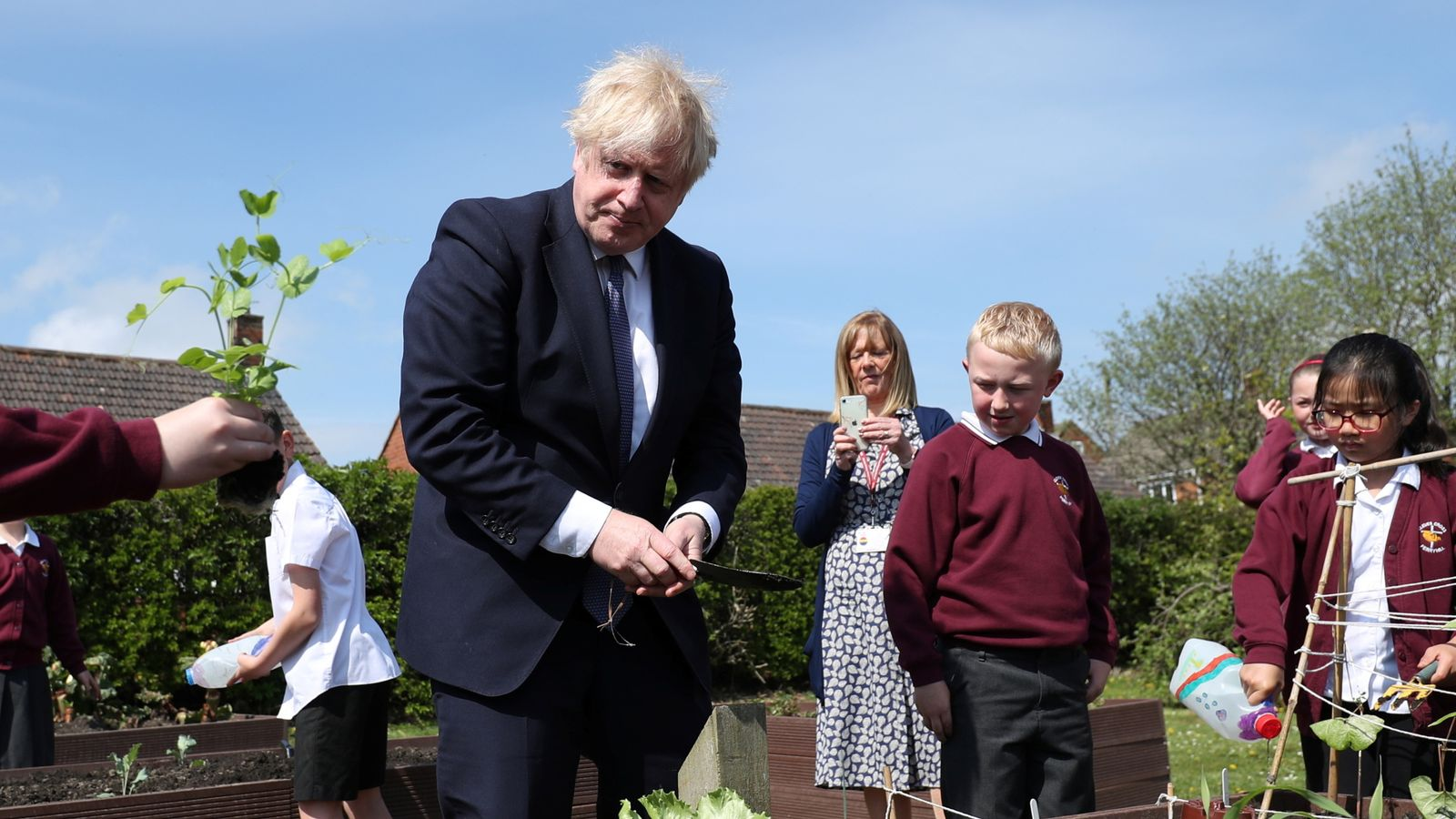 COVID-19: Boris Johnson 'anxious' about Indian variant and 'ruling nothing out' to tackle its spread