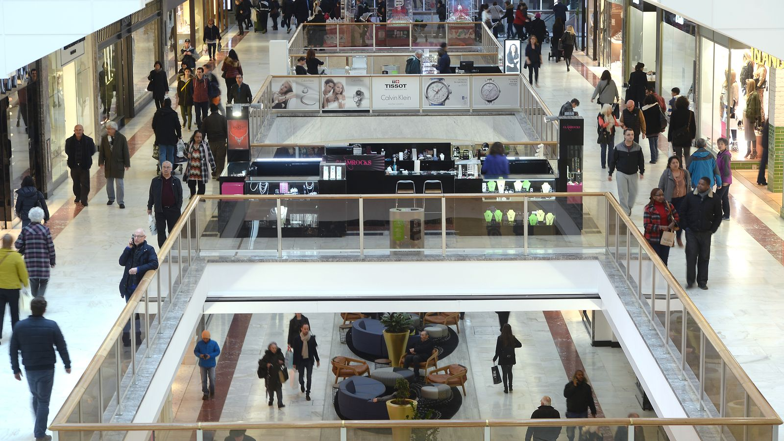 Teenager arrested after man fatally stabbed at Brent Cross Shopping Centre