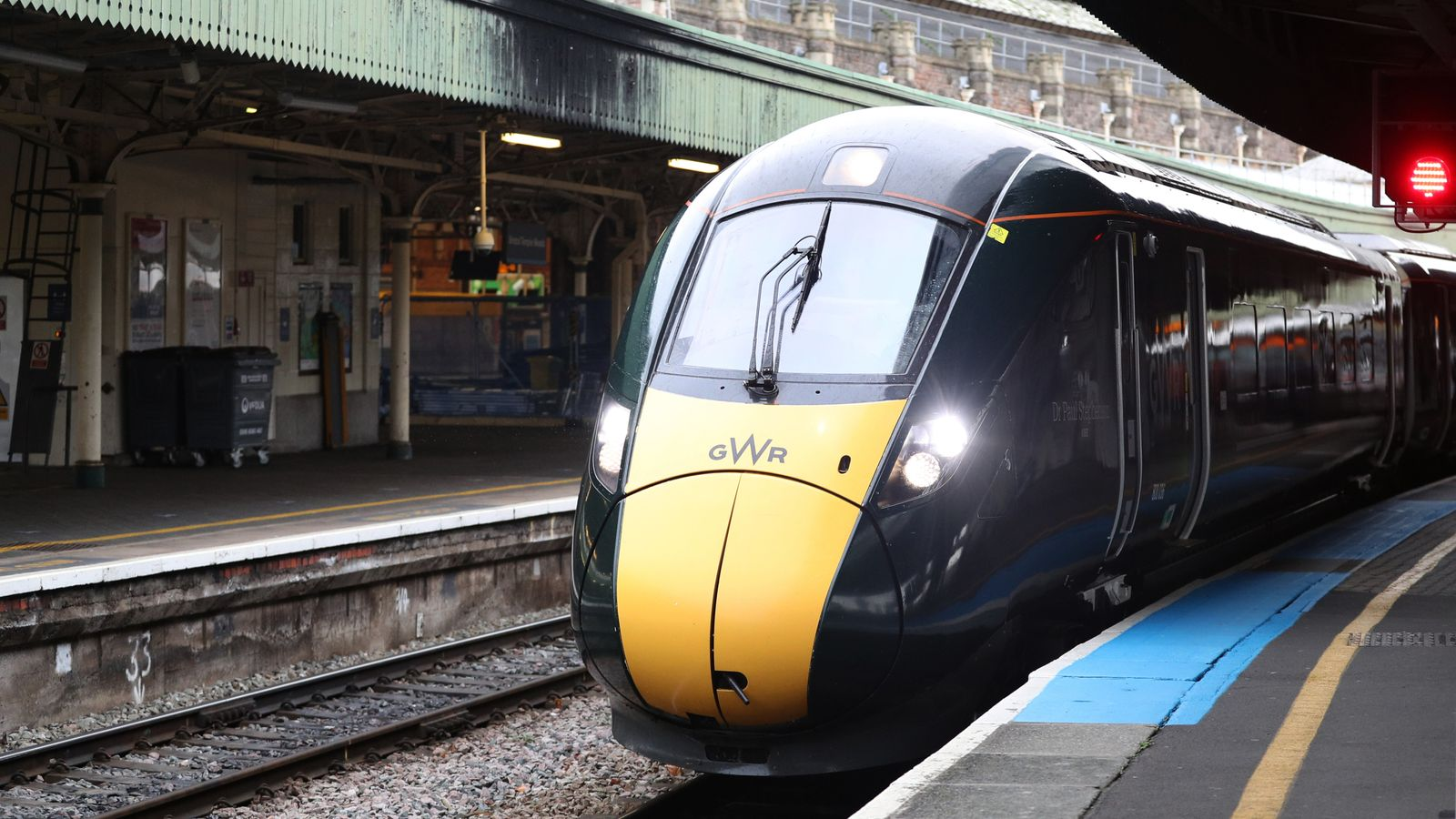 Rail passengers warned of disruption 'into next week' after train cracks found