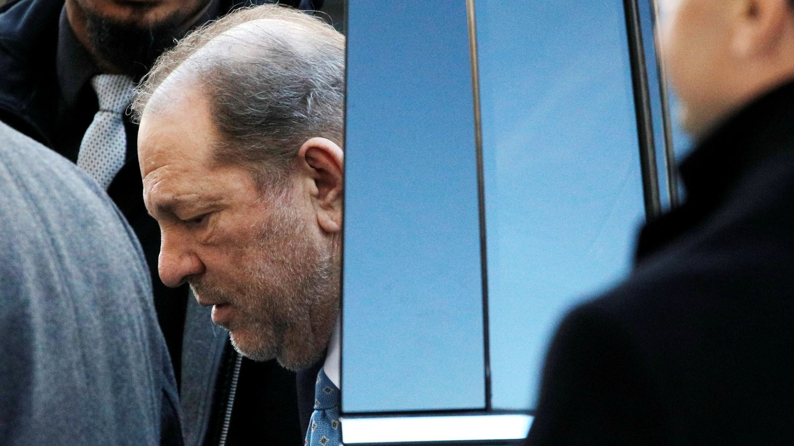 Harvey Weinstein: Former Hollywood producer extradited to California to face more sexual assault charges