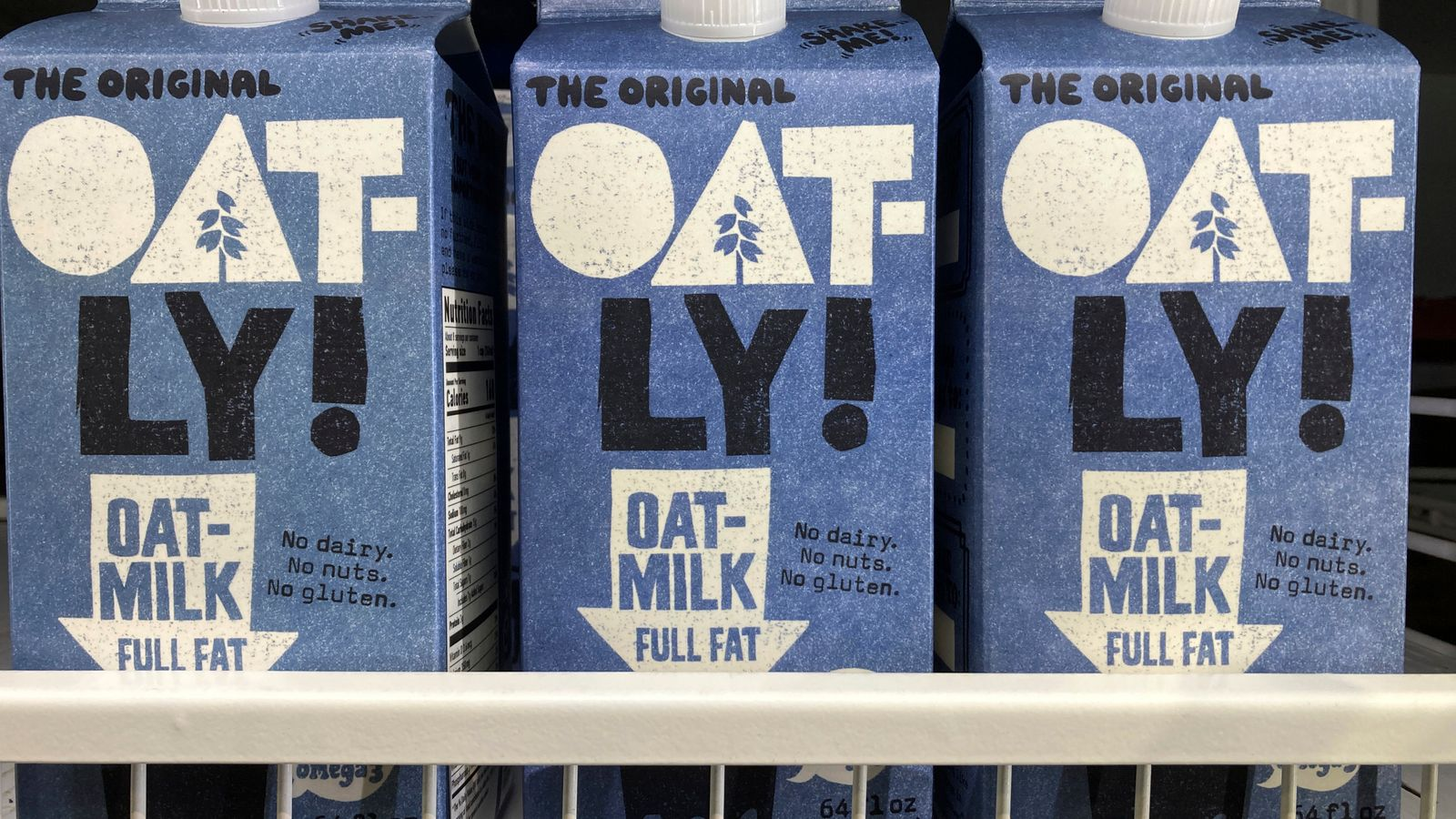 Buyers' thirst for Oprah-backed oat milk a robust endorsement for eco-friendly meals manufacturers