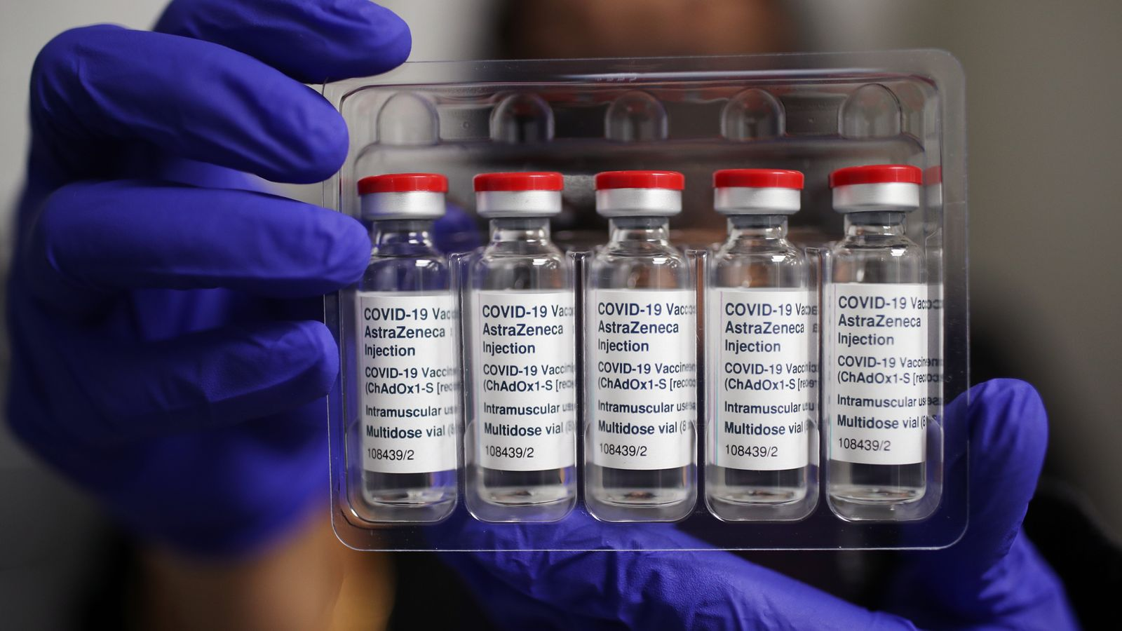 COVID-19: UK to give Kenya more than 800,000 doses of Oxford-AstraZeneca coronavirus vaccine