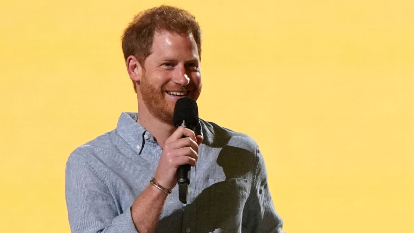 Harry compares royal life to mix of 'The Truman Show and being in a zoo' in new interview