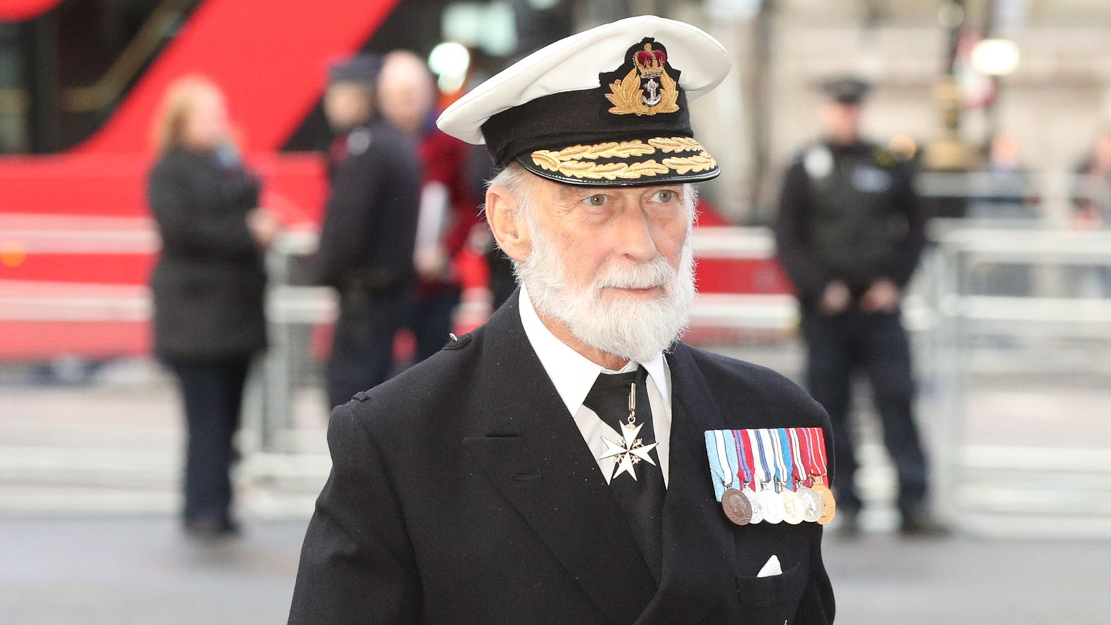 Prince Michael of Kent accused of selling access to Vladimir Putin