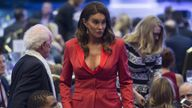 """Caitlyn Jenner attends the Point Foundation's """"Voices on Point"""" Gala in Los Angeles"""