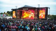 Download festival. File pic