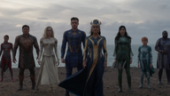 Marvel has dropped the trailer for Eternals. Pic: Marvel Studios